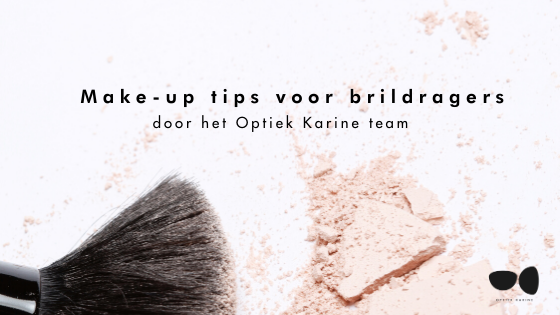 Make-up tips voor brildragers