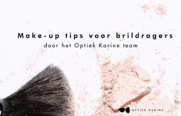 Make-up tips voor brildragers