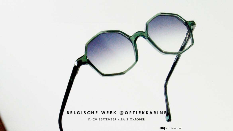 Belgische week @Optiek Karine